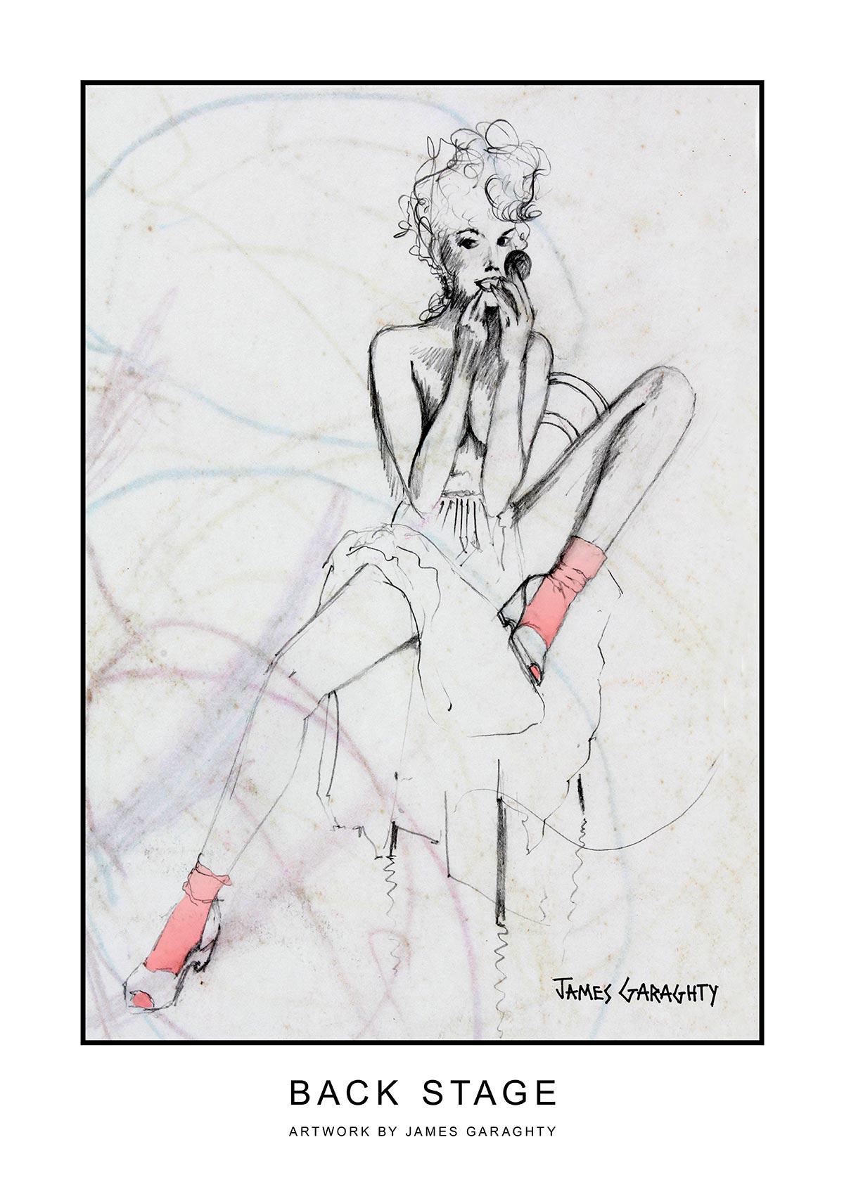 James Garaghty Art